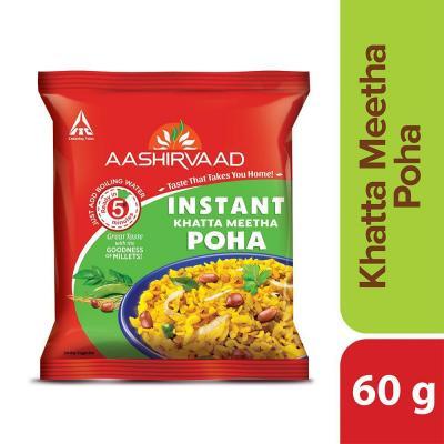 Aashirvaad Instant Meal Poha 60 g