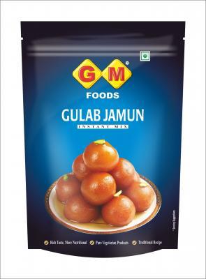 GM Instant Mix Gulab Jamun 200 g