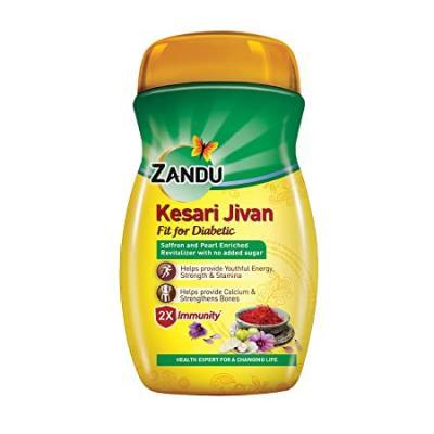 Zandu Kesari Jivan Fit for Diabetic 450 g