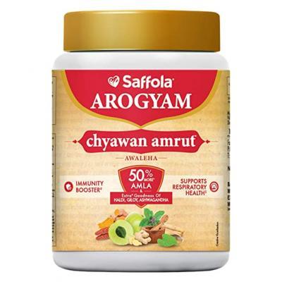 Saffola Arogyam Chyawan Amrut Immunity Booster 500 g