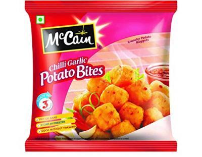 McCain Chilli Garlic Potato Bites 420 g