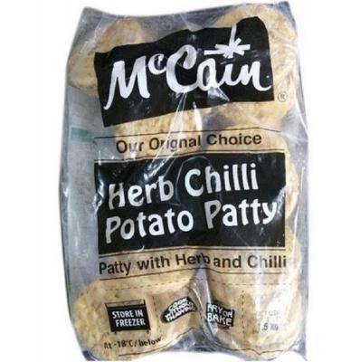 McCain Herb Chilli Potato 1.5 kg