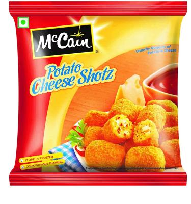 McCain Potato Cheese Shotz, 400 g