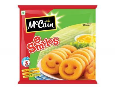 McCain Smiles 750 g