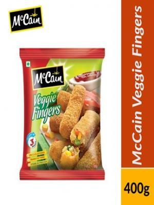 McCain Veggie Fingers 400 g