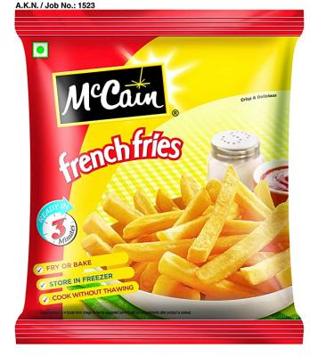 McCain French Fries Value Pack, 750 g