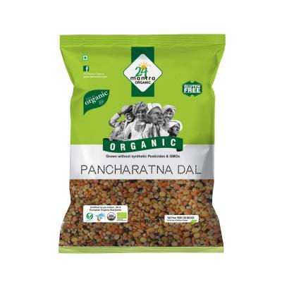 24 Mantra Organic Panchratna Dal