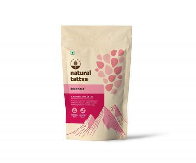 Organic Tattva Natural Rock Salt