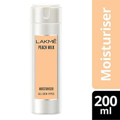 Lakme Peach & Plum Moisturiser 200 ml