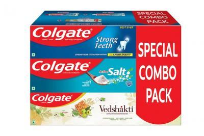 COLGATE TP CDC & VEDSHAKTI COMBO PK 600g