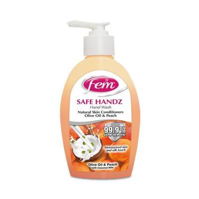 Fem Safe New Peach Handwash 250 ml