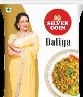 Silver Coin Daliya 1 kg