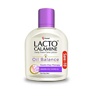 Lacto Calamine Lotion Oil Control, 120 ml