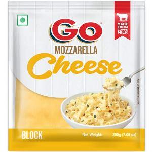 GO Mozzarella Cheese 200 g