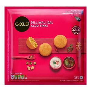 Goeld Dilliwali Dal Aloo Tikki 320 g