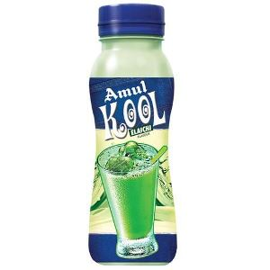Amul Kool Elaichi Drink 180 ml