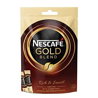 Nescafe Gold Coffee Stick Bag 10 N (1.5 g Each)