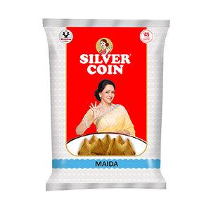 Silver Coin Maida 1 kg