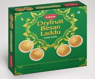 Aakash Dryfruit Besan Laddu 400 g