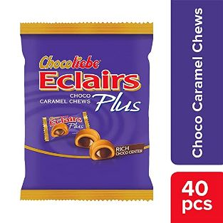 Chocoliebe Eclairs Chocolate Pouch 40 N
