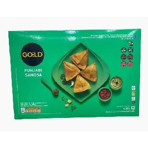 Goeld Punjabi Samosa 600 g