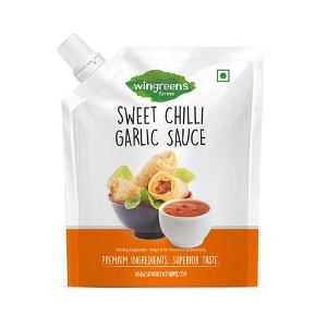 Wingreens Sweet Chilli Garlic Sauce 200 g