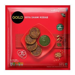 Goeld Soya Shami Kebab 240 g