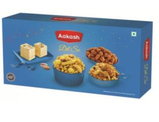 Aakash Dil Se Gift Pack 650 g