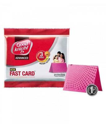 Good Knight Advance Fast Card 10 N