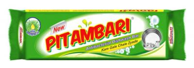 Pitambari Dishwash Bar 400 g