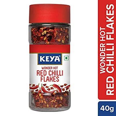 Keya Chilly Flakes 40 g