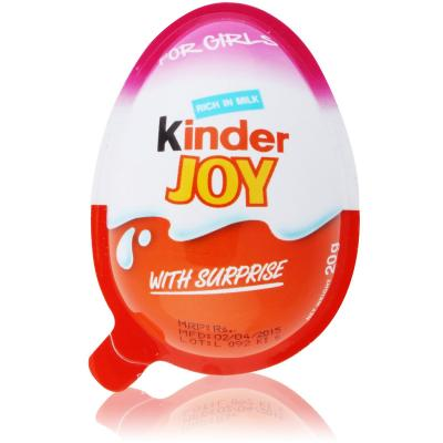 Kinder Joy Chocolate For Girls (40 Rs. Each)