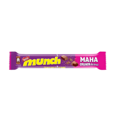 Nestle Munch Chocolate Bar (10 Rs.)