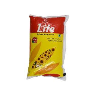 Dammani Lite Refined Sunflower Oil 1L