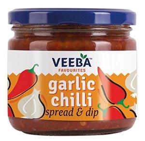 Veeba Garlic Chilli Chutney 250 g