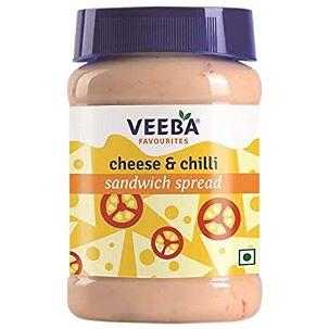 Veeba Cheesy Spread & Dressing 450 g